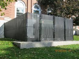 Image Fence Panels Main Line Fence Commercial Chain Link Fence
