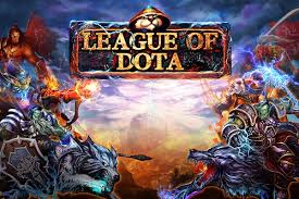 game mobile league of dota masuk pada masa alpha test
