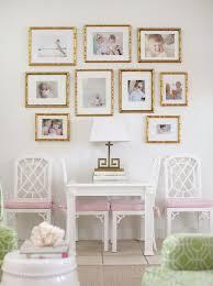gallery inspiration ideas office. chic critique wall gallery inspiration office space white and gold symmetrical ideas i