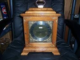 clocks westminster chime mantel clock