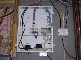 wiring closet rewire home server show christmas 2010 205