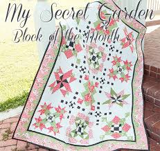 fatquarter com my secret garden