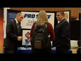 What Happens At A Job Fair How To Prepare For A Job Fair Youtube