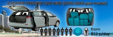 Budget Car Hire 8 Seater Car Rental Online Booking