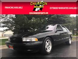 1994 to 1996 Chevrolet Impala SS for Sale on ClassicCars.com