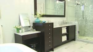 Tips For Remodeling A Bath For Resale HGTV - Bathroom cabinet remodel