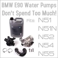 BMW Convertible bmw e90 330i problems : Common Problems to the BMW 3-series E90 Electric Water Pump ...