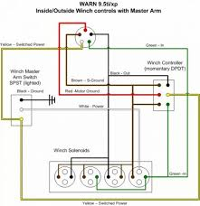 warn winch wiring diagram m8000 wiring diagram and schematic design warn m8000 wiring help