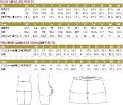 short size size chart for shorts dolap magnetband co
