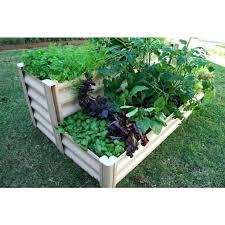 x tiered raised garden bed merino home timber hardware 2