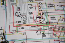 in our garage installing a new wiring harness hemmings daily Starter Wiring Harness color wiring diagram from colorwiringdiagrams com