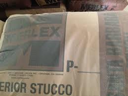 Everything Stucco