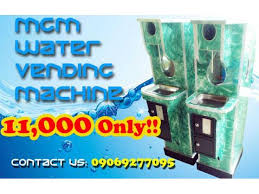 Piso Water Vending Machine Philippines Fascinating AUTOMATED WATER VENDO MACHINE General Santos City Community