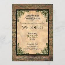 Irish Wedding Invitations | Swan Shore