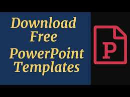 Microsoft Powerpoint Themes 5 Best Websites To Download Free Powerpoint Templates