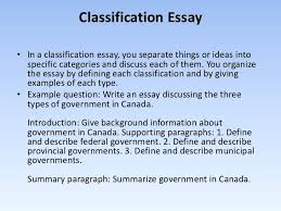 classification division essay examples sample conclusion how to  classification