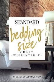 standard bed sizes chart. Knowing Sizes Comes In Handy When Trying To Decide Whether A King Or Queen Bed Will Standard Chart S