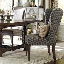 high back upholstered dining chairs. High Back Upholstered Dining Chairs Northern With Arms . T