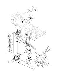 Cub cadet lt 1050 transmission diagram yahoo image search results