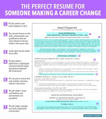 Career Change Resume Samples Free Awesome Resume Samples For Career Change Pictures Inspiration 96