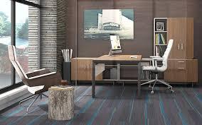 sleek office furniture. Modern Office Sleek Decor With Proper Furniture - Furnitureanddecors.com/decor