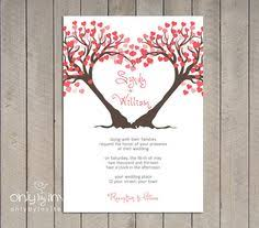 wedding invitations with hearts the giving tree wedding invitations might make you cry offbeat
