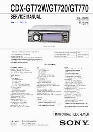 sony cdx gt55uiw wiring diagram wiring diagrams for dummies • sony car stereo color wiring diagram data wiring diagram rh linediag today sony xplod cd player wiring diagram for a 54 sony cdx gt5 10 wiring diagram