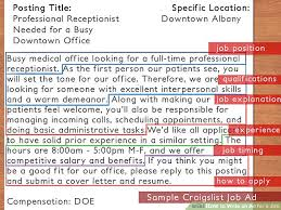 ad sample how to write an ad for a job 12 steps with pictures wikihow