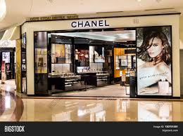 chanel outlet. kuala lumpur, malaysia, may 20, 2016: a chanel outlet at klcc, o
