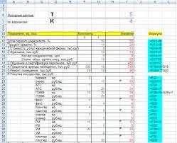 Расходы предприятия Пути сокращения расходов предприятия К примеру в практической части курсовой работы в рис 2 3 были рассчитаны расходы на ремонт помещения в строке 20