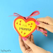 diy heart notebook paper craft
