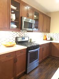 100 Awesome Light Brown Kitchen Cabinets Combination Holiday Fond