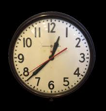 office wall clocks. Vintage Wall Clock General Electric Industrial Design Of Office Clocks R