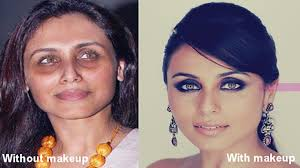 shocking pictures of bollywood celebrities without makeup