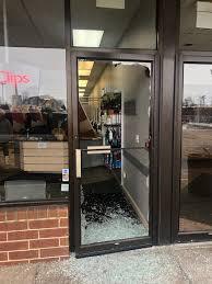 front glass door repair usa