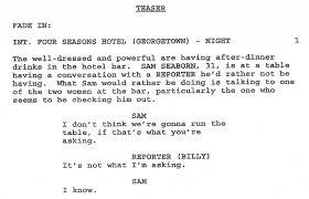 best tv scripts