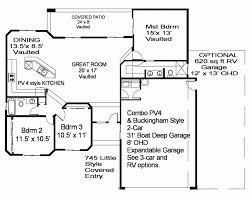 Bright Ideas 11 1700 Sq Ft House Plans With 3 Car Garage 17 Best Four Car Garage House Plans