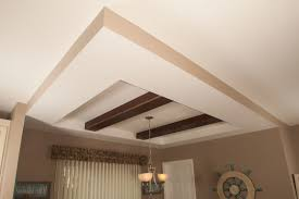 Tray Ceiling Tray Ceiling With Beams Modular Homes By Manorwood Homes An