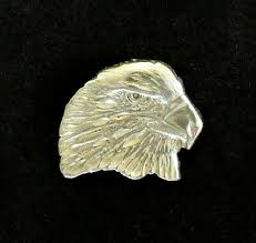 sterling silver eagle pendant 4g200195