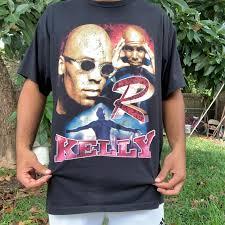 Rap R B Charts Vintage R Kelly Rap T Shirt Size Xxl Fits Like A Depop