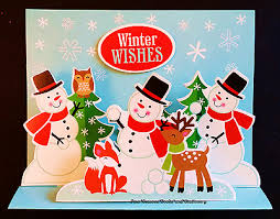 paper magic group christmas greeting cards - Chrismast Cards Ideas