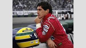 Ayrton Senna Art & Collectibles Painting kromasol.com