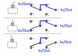 wiring a dpdt switch to act like a 3pst faqs engineering and image
