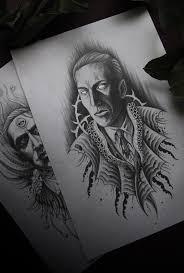 творчество татуировщика из мухосранска