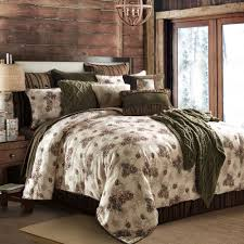 rustic comforter sets. Brilliant Rustic Forest Pine Comforter Set Multi Warm For Rustic Sets T