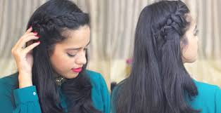 Hair Style Simple easy hairstyle for workcollege youtube 5978 by wearticles.com