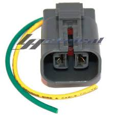 alternator repair plug harness 2 wire pin pigtail connector for image is loading alternator repair plug harness 2 wire pin pigtail