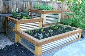 steel raised garden bed galvanized metal raised garden beds colorbond raised garden beds geelong steel raised garden bed