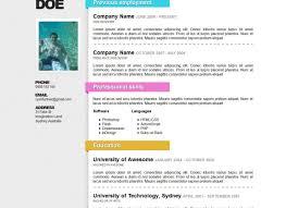 Free Resume Online Resumes Cv Credit Memo Letter