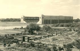 at its peak the university gardens covered nearly 15 acres the gardens were situated